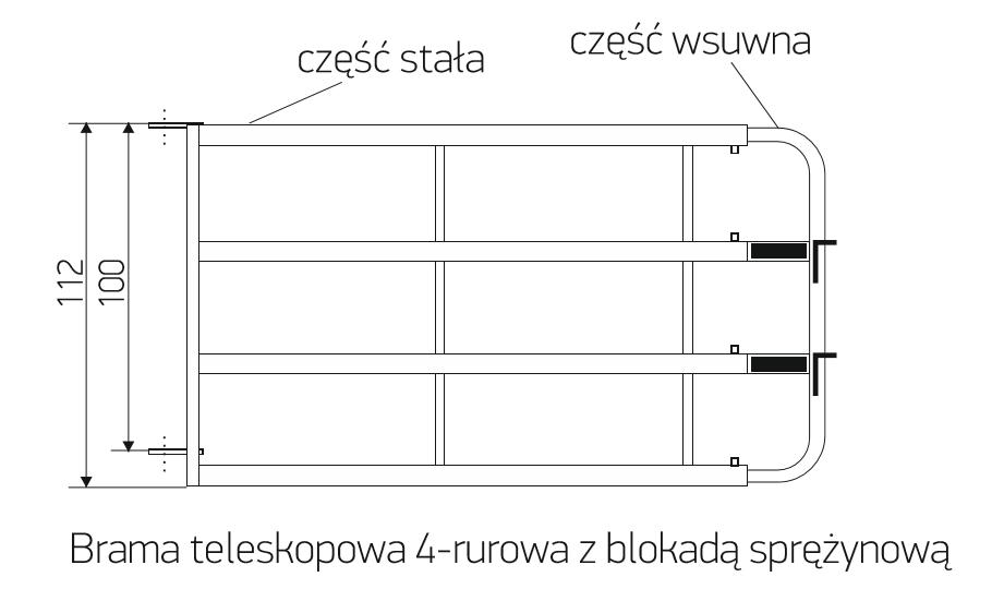 4_brama_teleskopowa_4_rurowa_z_blokada_sprezynowa